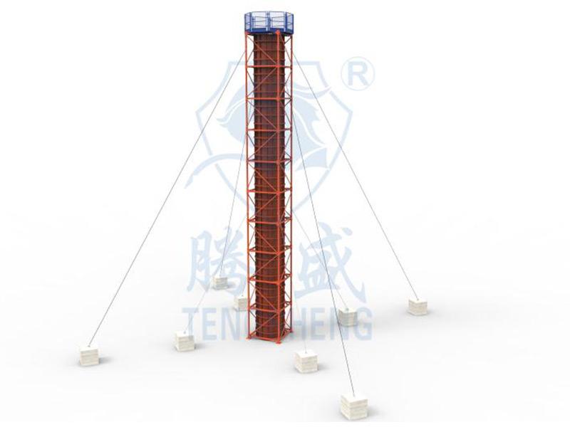 上海圆柱施工平台