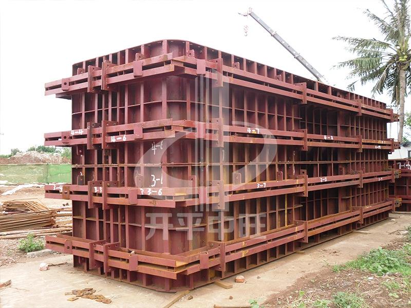上海承台钢模板